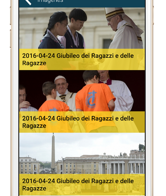 The PopeAPP